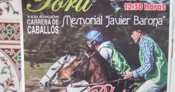 Cartel caballo de Toril