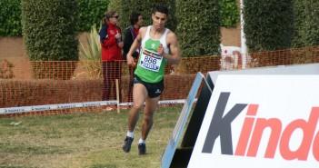 Brahim Rabhi corriendo