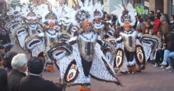 Desfile del Carnaval de 2012