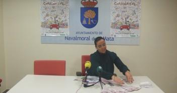María García habla del Carnaval