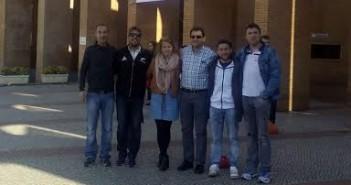 Miembros del Navalmaratón