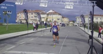 Toni Franco en acción