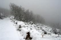 Nieve en Villuercas