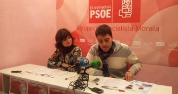 Raquel Medina e Iñaki Rodríguez