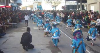 Desfile Carnaval 2015