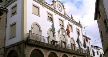 Ayuntamiento de Jaraíz de la Vera.