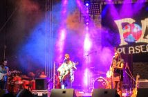 Pepe Peña & The Garden Band llevaron su bluegrass al escenario placentino