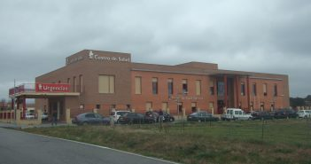 Un equipo médico del Centro de Salud de Talayuela estuvo en el accidente.