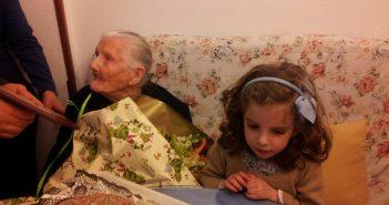 Fallece con 104 años Rafaela Fernández Luengo, la persona más longeva de Navalmoral