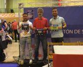 Tres fondistas del CD Navalmaratón corren la Zurich Maratón de Sevilla