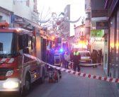 Un escape de gas obliga a desalojar un bloque de viviendas