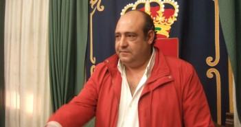 El alcalde de Talayuela