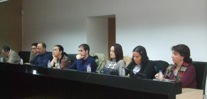 imagen plenaria del Grupo Popular