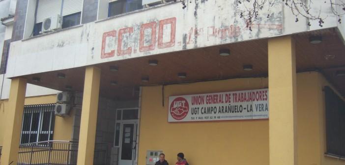 CCOO Navalmoral sede