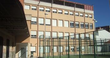 Fachada del Colegio de las Monjas