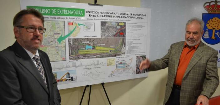 Proyecto ferroviario ExpacioNavalmoral