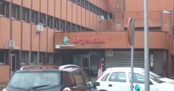 Urgencias del hospital moralo