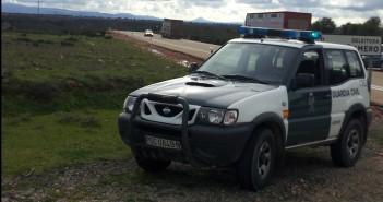 Patrulla Guardia Civil de Tráfico