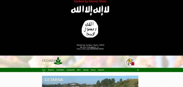 Web de Cetarsa