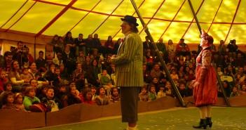 Circo en el Quinto Pino