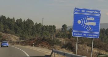 Radar de carretera
