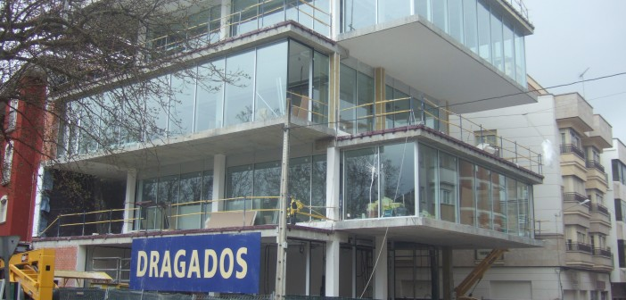 Obras Centro Culural Gota