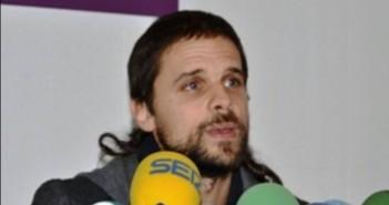 Álvaro Jaén de Podemos