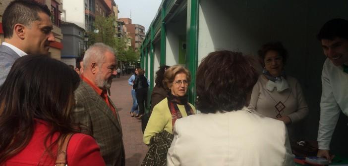 Inauguración Feria Salud