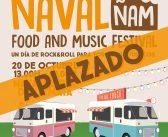 El mal tiempo provoca el aplazamiento del festival Navalñam
