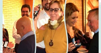 El PP de Navalmoral premia a Quijada, Rodicio y Porras