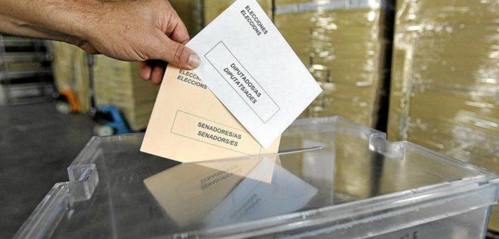Irrupción de Vox y victoria del PSOE en las nacionales en Extremadura